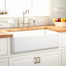 Porcelain Kitchen Sink Lovely Elegant White Modern Set Sinks
