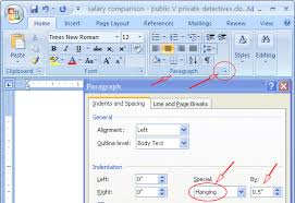 Mla Format Template Word 2007 Mla Format Microsoft Word 2010 Mla Format