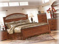 Crown Mark Louis Philip Bed from National Furniture Liquidators