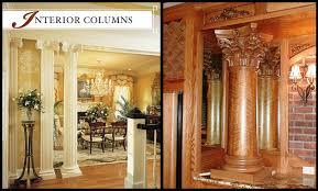 Decorative Columns Interior Design Inspiration Interior Columns Interior Fiberglass Wood Columns Melton