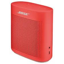 bose bluetooth speakers price. bose soundlink color ii splashproof portable bluetooth speaker - red : speakers best buy canada price