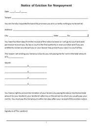 Rent Notice Letter Sample Lease Non Renewal Letter Sample Bagnas Letter Of Not Renewing