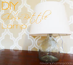 i was inspired by these gorgeous eva colored glass table lamps 99 from pottery barn