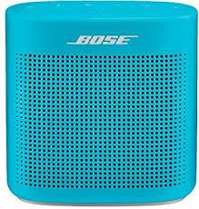 Bose Soundlink Color Bluetooth Speaker Ii Blau Amazon De Audio