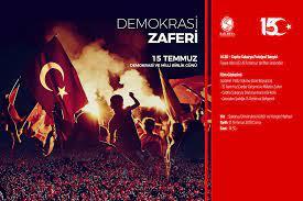 15 Temmuz Şehitleri SAÜ'de Anılacak | Sakarya Üniversitesi Haber Sitesi