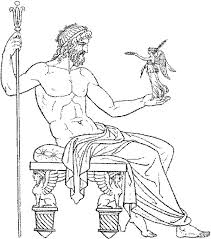Small Picture Amazing Drawing Greek Gods and Goddesses Coloring Page Adult