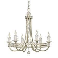 candice olson by af lighting aristocrat 30 in 6 light soft gold empire chandelier