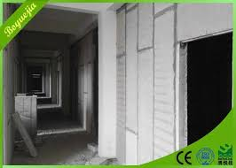 light weight concrete partition wall panels interior soundproof wall board