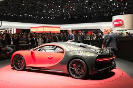 This special edition chiron sport is called the 110 ans bugatti. while this is evident from the exterior of the car, the color scheme also plays a role in the interior with blue, white and red stripes on the seat as well as the 110 ans bugatti badge on the headrests. Has Bugatti Just Teased A Harder Sportier Chiron Car Magazine