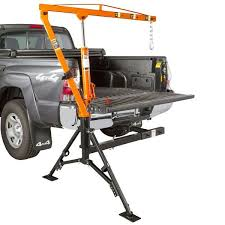Apex Hydraulic Receiver Hitch Crane - 1,000 lb. Capacity in 2019 ...