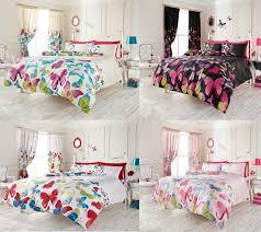 fashion erfly modern duvet cover fl bedding set single double king super king