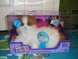 furreal friends lulu my cuddlin kitty