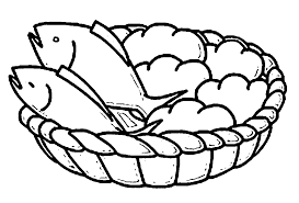 5 loaves and 2 fish coloring page wecoloringpage 07 wecoloringpage