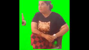 رياكشن هيا الشعيبي شاشة خضراء للمونتاج   رياكشن هيا الشعيبي سمعتي شنو كالت  المرة   ميمز رياكشن - YouTube