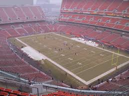 Firstenergy Stadium Cleveland View From Upper Level 541