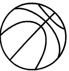 Basketball Drawing Pictures Printable Basketball Drawing Fun Basketball Basketball Crafts