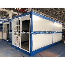 Foldable Houses China Foldable House Prefabricated Container House Folding