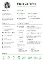 Hr Resume Template Free Professional HR Resume And CV Template In PSD MS Word 22