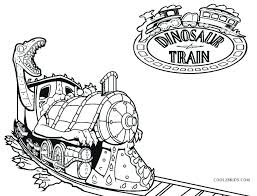 Train Coloring Pages Dinosaur Train Coloring Pages Thomas Train