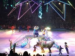 Gwinnett Arena Seating Chart Disney On Ice Infinite Energy Arena Section 105 Row W Seat 5 Disney
