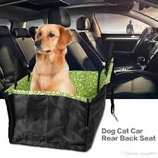 2018 original pet dog cat car rear back seat carrier cover pet dog mat blanket cover mat hammock cushion protector from kings0905 18 1 dhgate com