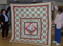 St Croix Int'l Quilters Guild & Joanne Spencer and the