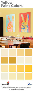 best yellow paint colors152 best Yellow Paint Colors images on Pinterest  Olympic paint