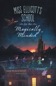 cover image miss ellicott s for the magically minded