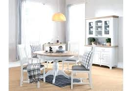 painted oak dining table and chairs gray round dining table set painted oak grey 4 dark