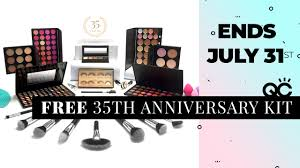 qc makeup academy 35 year anniversary offer video thumbnail