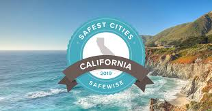 Californias 50 Safest Cities Of 2019 Safewise
