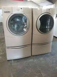 kenmore front load washer and dryer. kenmore elite he4 front load washer and dryer set w/pedestal kenmore front load washer and dryer w