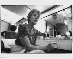 Joan Bruce at her dressing room at the theatre royal. December 15,... News  Photo - Getty Images