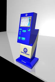 Automatic Ticket Vending Machine Project Interesting ATVM Automatic Ticket Vending Machine Kiosk At Rs 48 Piece