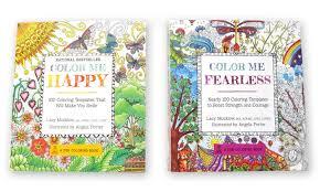 coloring book bundle 2 piece