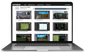 Sportys Updates G1000 Checkout Course