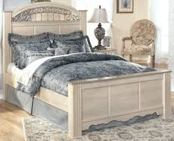 ashley traditional bedroom furniture. Simple Furniture Sure Fire Ashley Catalina Bedroom Set King Poster Bed From B196 68 66 99  Coleman Furniture  Intended Traditional