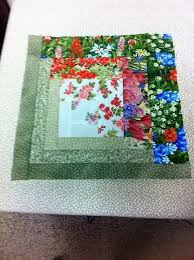 Best 25+ Log cabin quilts ideas on Pinterest | Log cabin quilt ... & Finally finished my floral log cabin blocks. Quilting ProjectsQuilting Ideas Quilt ... Adamdwight.com