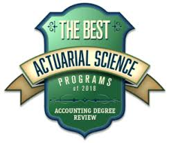 Top 50 Best Actuarial Science Degree Programs For 2018 The