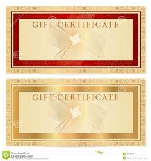 best photos of certificate gift voucher template editable gift certificate gift voucher template