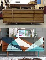 painted mid century furnitureBest 25 Retro furniture makeover ideas on Pinterest  Retro