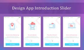 App Slider Design Creative Designs Idea Free Creative Ideas For Designers