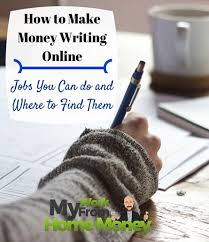 make money writing online from home jpg make money writing online from home