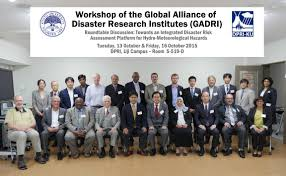 gadri roundtable discussion work on towards an integrated disaster risk research platform for hydro meteorological hazards events gadri