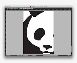 I Made The Logo By Tracing With Adobe Illustrator パンダ Wwf