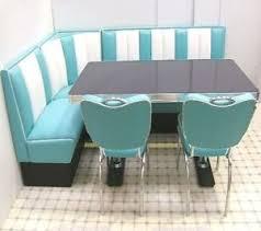 corner booth furniture. Image Is Loading Retro-Furniture-50s-American-Diner-Restaurant-Kitchen- Corner- Corner Booth Furniture