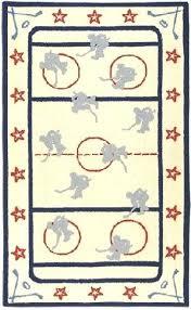 hockey rink rug ice near rugby