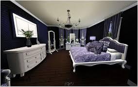 Purple Master Bedroom Master Bedroom Interior Design Purple Inspiring With Image Of