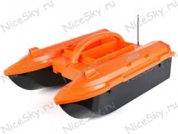 Катер для рыбалки <b>JABO</b> 5C (оранжевый) REB-0022-01