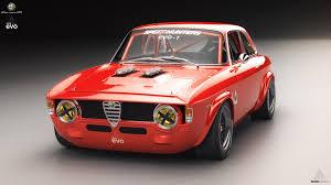 alfa romeo gta. Plain Romeo ArtStation  Alfa Romeo Giulia GTA Ariandesign EVO1 Studio Shoots Arian  Shamil On Gta E